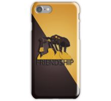 Real Friendship - Bug & Kid iPhone Case/Skin