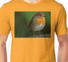 The bird.  Unisex T-Shirt