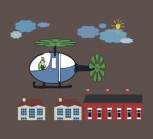 The Helicopter Kids Clothes