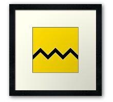 Charlie Brown Framed Print