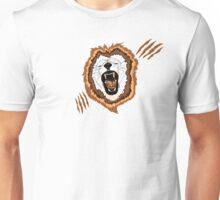 Lion In Technicolor Unisex T-Shirt