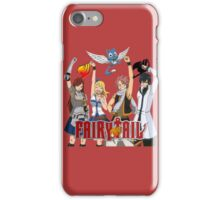 Fairy Tail ~ iPhone Case/Skin