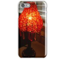 The Red Light District...NOT! iPhone Case/Skin