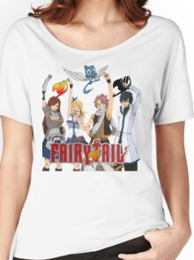 Fairy Tail ~ Women's Relaxed Fit T-Shirt