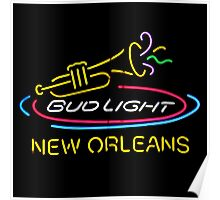 NightLife : Jazzy Bud Poster