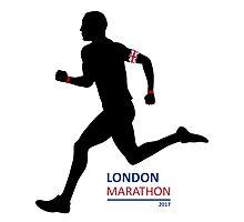 2017 London Marathon Photographic Print