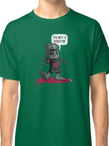 A Vintage Flesh Wound Classic T-Shirt