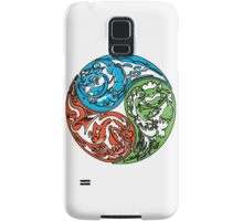 Pokemon Balance Of Power and Type Samsung Galaxy Case/Skin