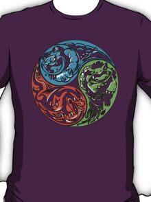 Pokemon Balance Of Power and Type T-Shirt