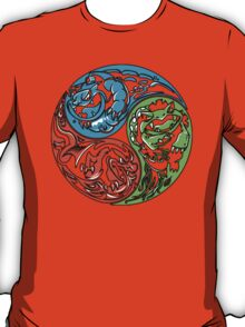 Pokemon Balance Of Power and Type T-Shirt