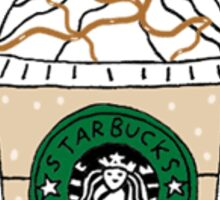 Starbucks Frappe Sticker