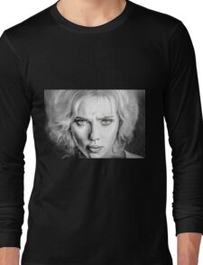 Lucy Movie Long Sleeve T-Shirt