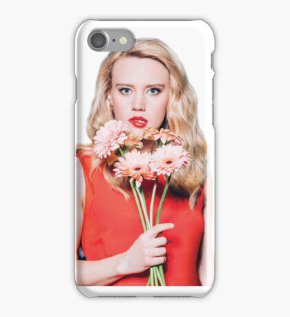 Kate McKinnon iPhone Case/Skin