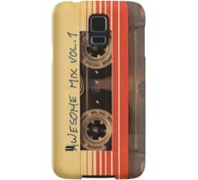 Awesome Mix Vol. 1 - Guardians of the Galaxy Samsung Galaxy Case/Skin