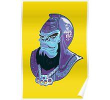 Planet of Da Apes Poster