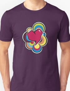 Retro Heart T-Shirt