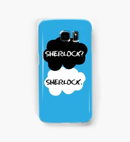 Sherlock Holmes - TFIOS Samsung Galaxy Case/Skin