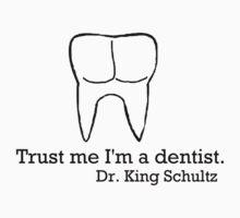 Dr King Schultz by silentstead