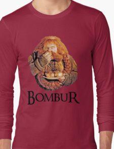 Bombur Portrait Long Sleeve T-Shirt