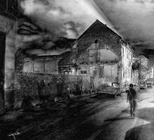 Street Noir by TheMaker