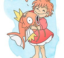Fishy Friends by amandaflagg