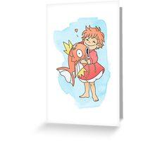 Fishy Friends Greeting Card