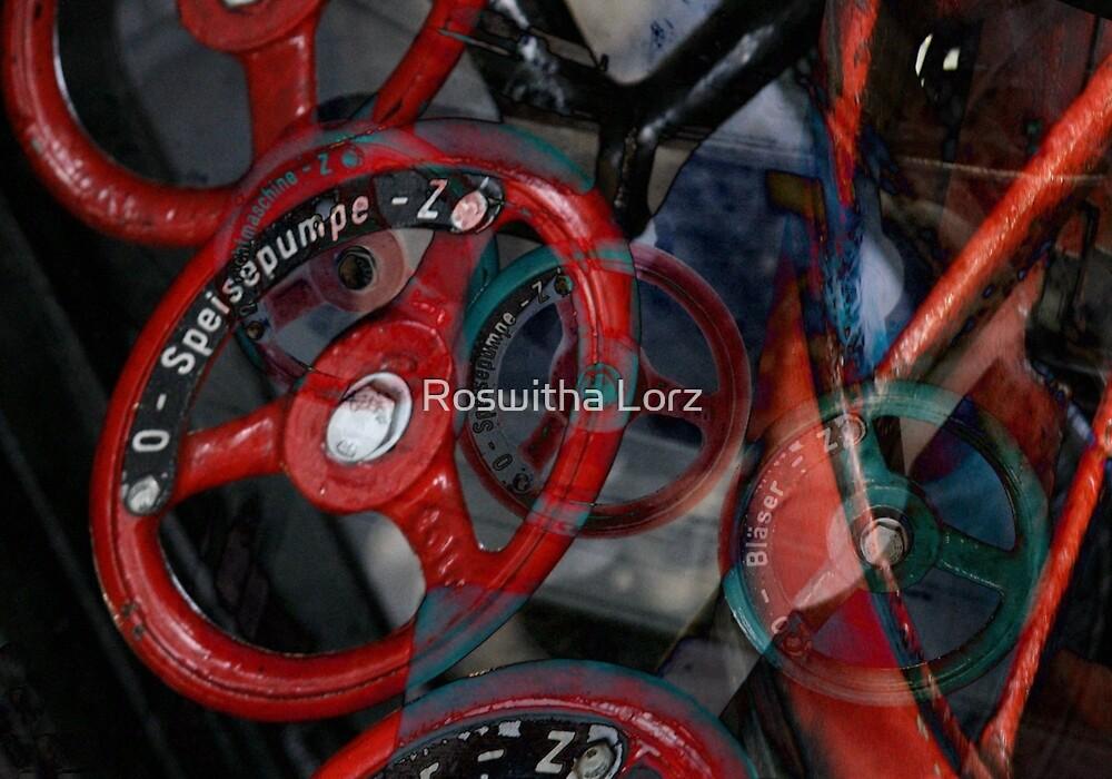 Closed Wheel by RosiLorz