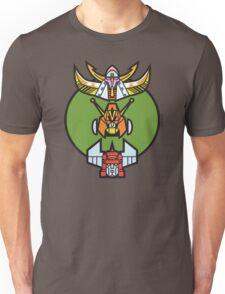 Los Robots Gigantes: The Return Unisex T-Shirt