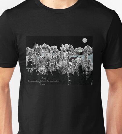 A Great Garden Requires Sacrifice Unisex T-Shirt
