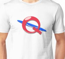 Family Camp Logo (Red, White, and Blue themed) Unisex T-Shirt