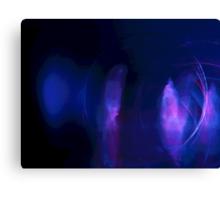 Quick Glimpse of Aliens Canvas Print