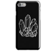 Crystal power iPhone Case/Skin