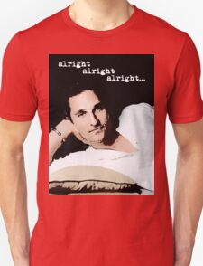 Alright Alright Alright - color T-Shirt