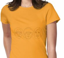 3 Brothers — The Darjeeling Limited Womens Fitted T-Shirt