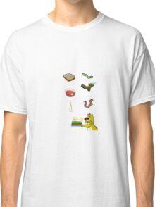 lilo and stitch sandwich stacker Classic T-Shirt