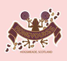 Honeydukes, Hogsmeade One Piece - Short Sleeve