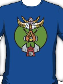Los Robots Gigantes: The Return T-Shirt