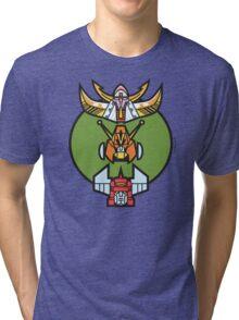 Los Robots Gigantes: The Return Tri-blend T-Shirt