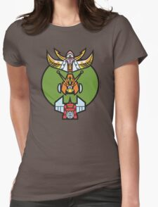 Los Robots Gigantes: The Return Womens Fitted T-Shirt