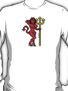 Pixel Devil Girl T-Shirt
