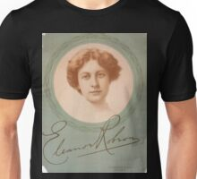Performing Arts Posters Eleanor Robson 0469 Unisex T-Shirt