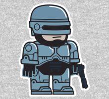 Mitesized Robocop One Piece - Short Sleeve