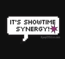 It's showtime Synergy! Jem & The Holograms by dubukat