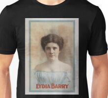Performing Arts Posters Lydia Barry 0386 Unisex T-Shirt