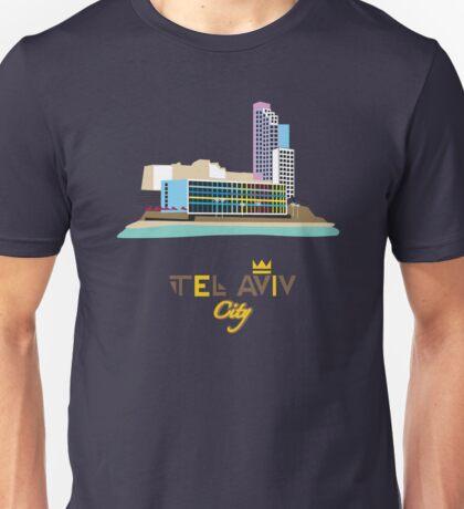 Tel Aviv Beach #2 Unisex T-Shirt