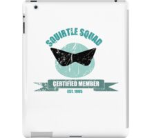 Squirtle Squad - Member iPad Case/Skin