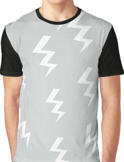 Bolt Grey Graphic T-Shirt