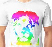 Chromatic Lion  Unisex T-Shirt
