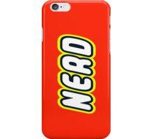 NERD iPhone Case/Skin