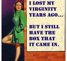 I Still Have the Box... by Chunga